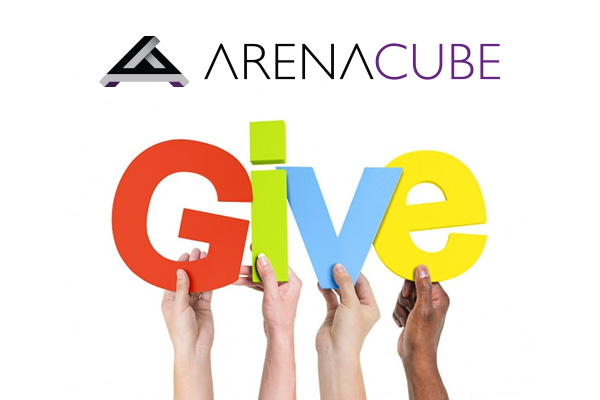 ArenaCube participated in charity contest organized by Sport24.gr